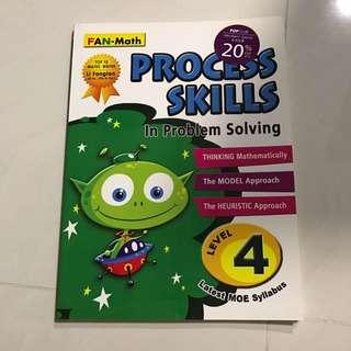 Process skills mathematics Fan-Math Level 4