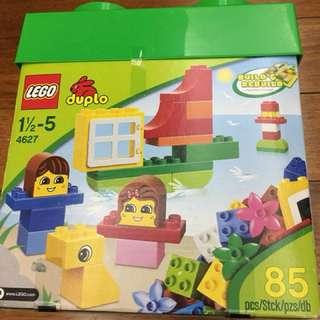 lego duplo assorted blocks 85pcs