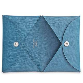 Hermes Calvi Card Holder - not in HK stores