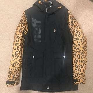 Neff Leopard Snow Jacket