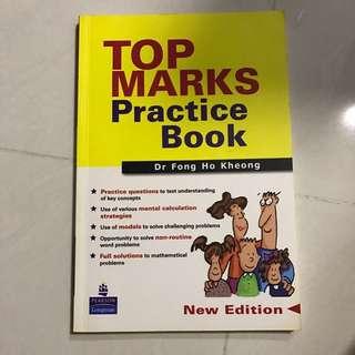 Mathematics top marks practice book