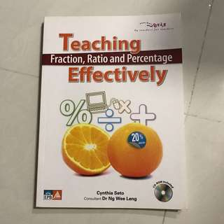 Teaching mathematics effectively + CD included