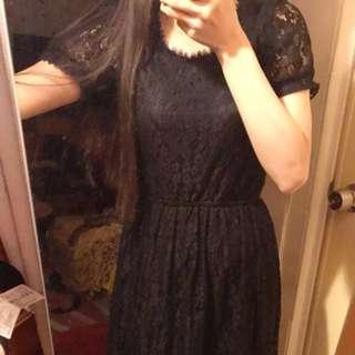 蕾絲洋裝👗
