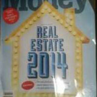 CNN Money Real Estate April 2014 Volume 43 Number 3 Magazine