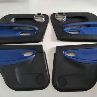 Wrx side door panels