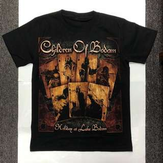 Children of Bodom - Holiday at Lake Bodom T-shirt (S)