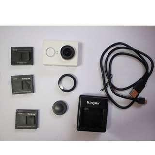 Xiao Yi action camera