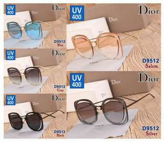 Glasses Dior (UV-400) D9512