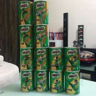 (BRAND NEW) MILO Sea Games limited edition tin (Authentic)
