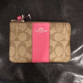 Authentic Coach Purse (With box & Paper bag)