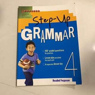 English grammar primary 4