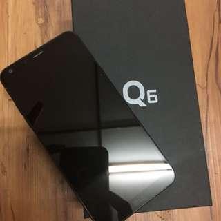 LG Q6 NEW