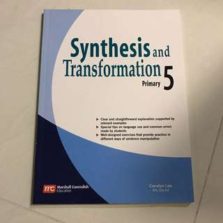 Synthesis and transformation primary 5