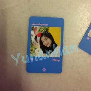 Da Hyun Official MD Photocard Twice