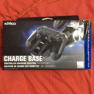 Controller Charging Solution for PS4 unopened box