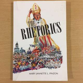The Rhetorics of Sin by Mary Jannette L. Pinzon