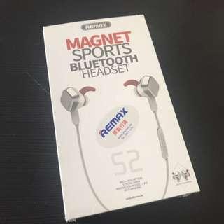 全新Remax 藍牙耳機