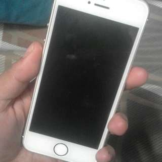 Iphone 5s 16gb GPP LTE (USLOCK) Namumute yung shutter.. No Icloud issue, Issue: touch id not working