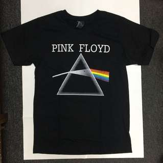 Pink Floyd - Dark Side of the Moon (Prism) T-shirt Band Merch (S/L/XL)