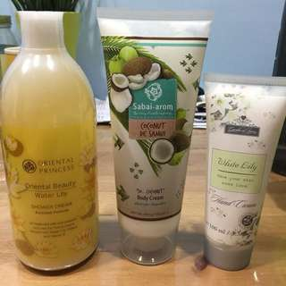 Shower cream/body cream