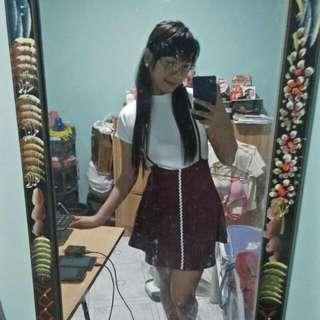 Mini Maxine Jumper Skirt (on hand!)