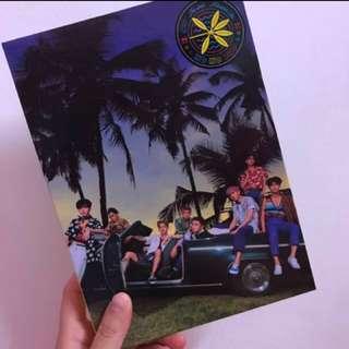 EXO The War Album