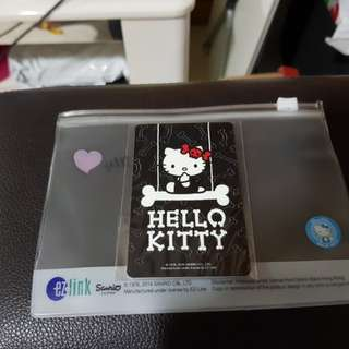 Hello kitty ezylink card