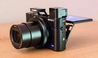 "Sony RX100 Mark V Digital Camera ""Bisa Kridit Cepat Tanpa Kartu Kridit"""