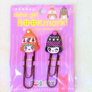 Kawaii Clip Bookmarks