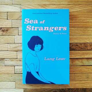 Sea of Strangers by Lang Leav (Ebook)