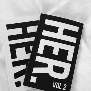 Her Vol I & Her Vol II by Pierre Alex Jeanty (Ebook)