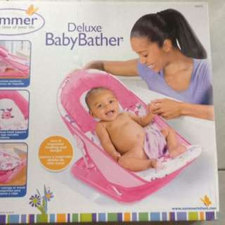 Summer Deluxe Baby Bather