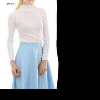 Kimberly Ribs Knit Turtleneck