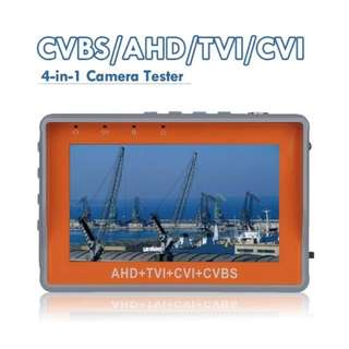 Cctv tester w LCD Monitor (4 in 1)