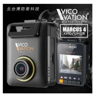🚚 視連科Marcus4行車紀錄器