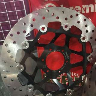 Brembo brake disc for project