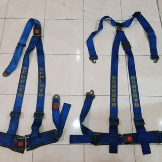 Schroth 4point Racing Harness for sale.