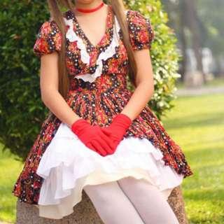Red Sweet Lolita