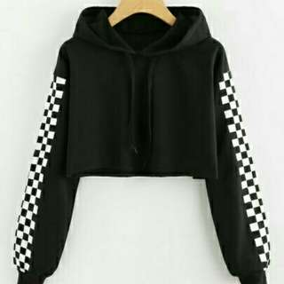 Sweater Crop Catur