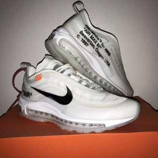 Off-White Nike Air Max 97