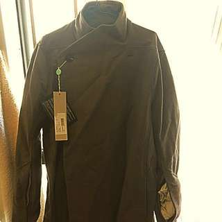 Rick Owens bunker trench coat size s
