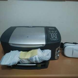 HP printer,scanner n fax machine
