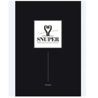 SNUPER - SNUPER 2ND ANNIVERSARY PHOTOBOOK