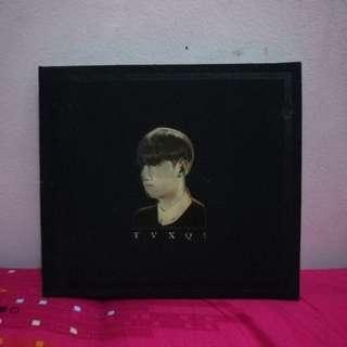 Catch Me Album TVXQ! Black version
