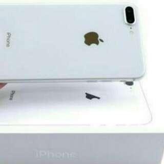 IPhone 8 PLUS 64GB Silver Kredit Mudah Tanpa CC