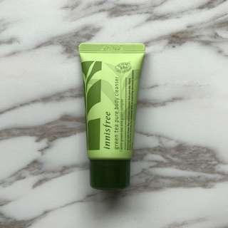 Innisfree Green Tea Pure Body Cleanser (30ml)