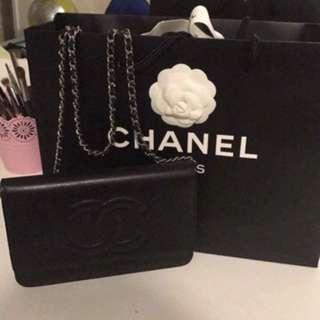 Black Chanel WOC