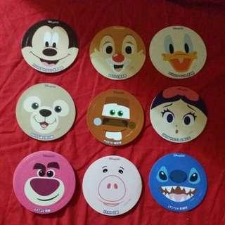 多款絕版迪士尼貼紙