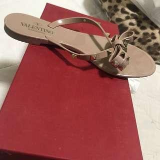 Valentino beach thong sandal