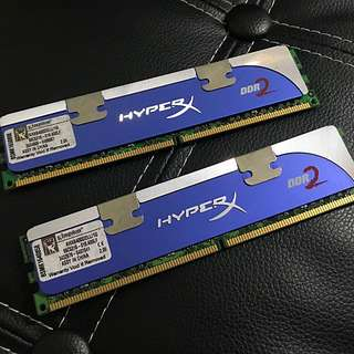 Kingston Hyper X DDR2 Ram